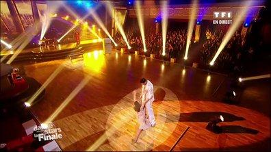 Sofia Essaïdi et Maxime Dereymez dansent une rumba sur Calling You (Bagdad Café)