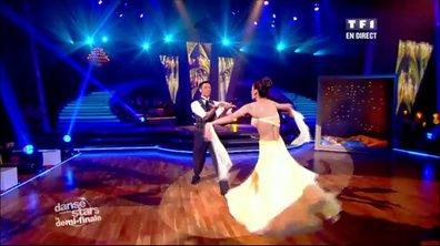 Sofia Essaïdi et Maxime Dereymez dansent une valse viennoise sur le thème d'Harry Potter
