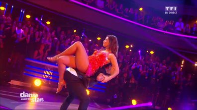 Un Cha Cha pour Priscilla Betti et Christophe Licata sur « I Wanna Dance With Somebody » (Whitney Houston)