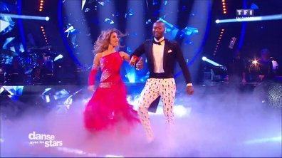"Un Foxtrot pour Djibril Cissé et Silvia Notargiacomo sur ""It Had To Be You"" (Harry Connick JR)"