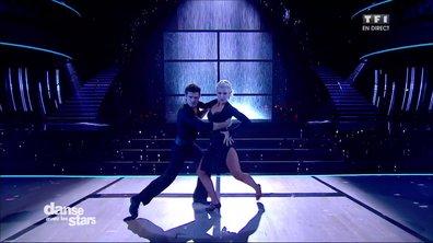 Un Tango pour Vincent Niclo et Katrina Patchett sur « Here Comes The Rain Again » (Eurythmics)