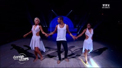 Une rumba en trio pour Brahim Zaibat et Katrina sur « When I was your man » - Bruno Mars