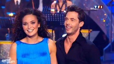 Valérie Bègue/Grégory Guichard et Cédric Pioline/Katrina Patchett dansent un cha-cha-cha sur On the floor