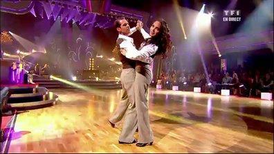 Valérie Bègue et Grégory Guichard dansent un tango sur Sans contrefaçon (Mylène Farmer)