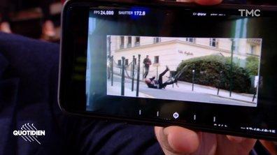 Dany Boon balance la vidéo de la grosse chute de Philippe Katerine sur le tournage du Lion
