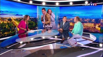 """Dany Boon et Philippe Katerine nous parlent du film """"Le Lion"""""""