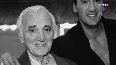 Dany Brillant de retour avec un album hommage à Charles Aznavour