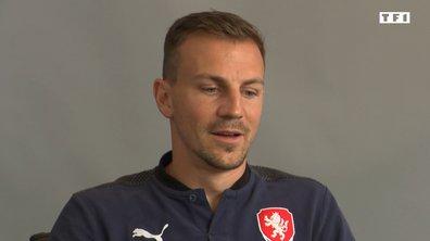 """Vladimír Darida (Rép. tchèque) : """"On ne veut pas juste défendre"""""""