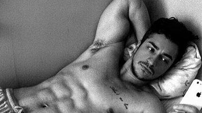Darko très sexy et torse-nu sur Instagram