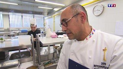 David Bourne sacré champion de France 2020 des charcutiers traiteurs