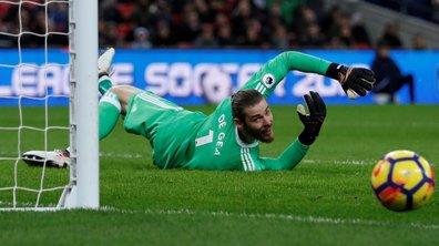 Manchester United : De Gea tout proche de rempiler