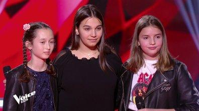 The Voice Kids 6 - BATTLES (Patrick Fiori) : Qui de Eva, Valeria ou Manon a gagné ? (REPLAY)