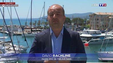 """David Rachline: """"Nous sommes dans un territoire où la situation sanitaire s'améliore de jour en jour"""""""