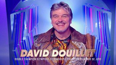 """Mask Singer - David Douillet [Lion] : """"Ma fille de 3 ans m'a démasqué au bout de 20 secondes"""""""