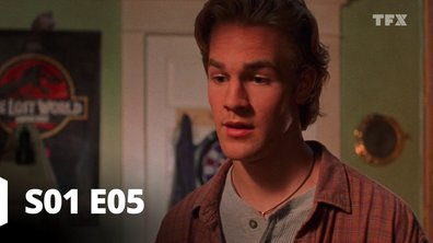 Dawson - S01 E05 - Autant en emporte le temps