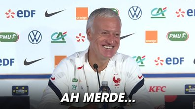 VIDEO – Deschamps s'amuse avec les journalistes