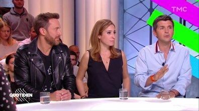 """""""C'est merdique"""", """"c'est le degré zéro"""" : Léa Salamé et Thomas Sotto fatigués des clashs à la télé"""