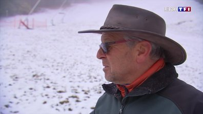 De la fraîcheur et de la neige dans les Vosges