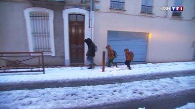 De la neige dès 300 mètres dans les Pyrénées-Orientales