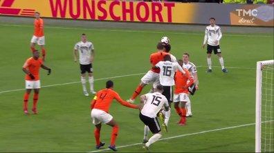Pays-Bas - Allemagne (1 - 2) : Voir le but de De Ligt en vidéo
