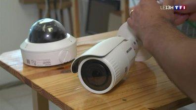 De nombreuses communes rurales s'équipent de caméras de sécurité