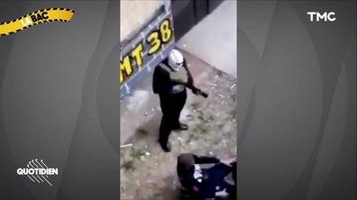 Dealers armés à Grenoble : Gérald Darmanin s'est-il fait avoir par un clip de rap ?