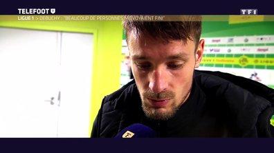 "[EXCLU Téléfoot 4/03] - Equipe de France / Debuchy : ""Je n'ai pas eu de contact avec Didier Deschamps"""