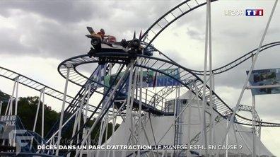 Décès dans un parc d'attractions à Saint-Paul : le manège est-il en cause ?