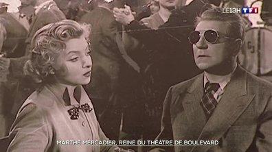 """Décès de Marthe Mercadier, """"reine"""" du théâtre de boulevard"""