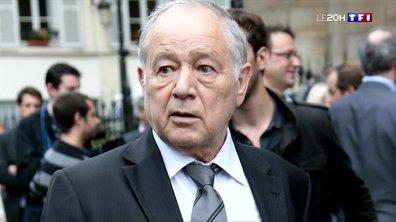 Décès du journaliste Eugène Saccomano