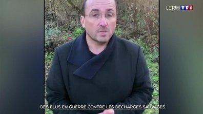 Décharges sauvages : un maire de l'Oise en guerre contre le fléau