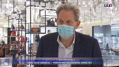 Déconfinement à Paris : le Printemps Haussmann va rouvrir demain