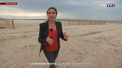 Déconfinement : comment la Grande-Motte aménage ses plages