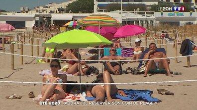 Déconfinement : faudra-t-il réserver un coin de plage cet été ?