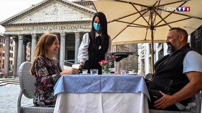 Déconfinement : l'Italie rouvre ses églises et ses restaurants