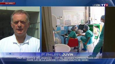 """Déconfinement : """"la confiance et la vigilance doivent travailler ensemble"""", Dr Philippe Juvin"""