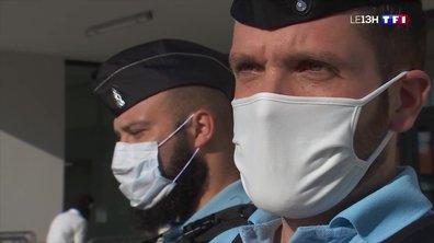 A Noyon, les gendarmes alternent entre mesures liées au déconfinement et affaires courantes