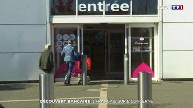 Découvert bancaire : un Français sur cinq concerné