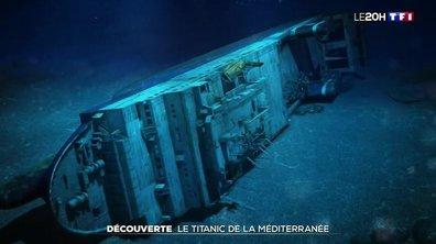 """Découverte : le """"Titanic de la Méditerranée"""""""