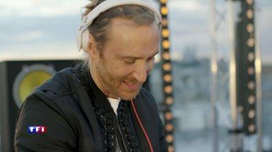 David Guetta fait le show pour la sixième édition