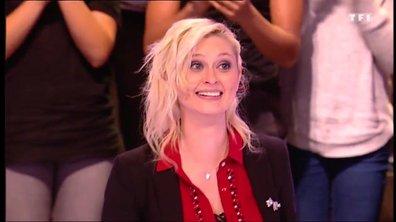 Claire de retour dans l'émission remporte un coup de Maître