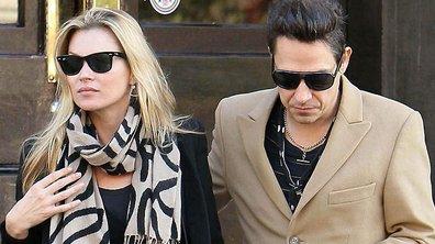 Kate Moss et Jamie Hince ne respectent rien...