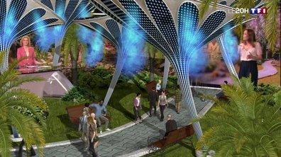 Découvrez, en 3D, à quoi ressemblera le jardin du futur