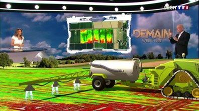 Découvrez, en 3D, à quoi ressemblera les techniques et outils agricols de demain