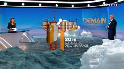 Découvrez, en 3D, à quoi ressemblera une expédition autour de l'Antarctique