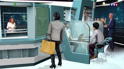 Découvrez, en 3D, à quoi ressembleront les pharmacies