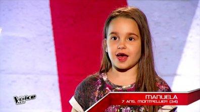 Kids. Qui est Manuela, talent prometteur de l'émission  ?