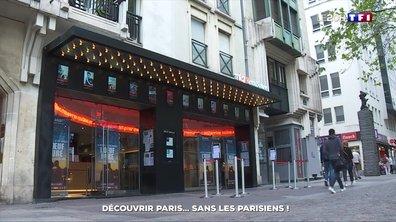 Découvrir Paris... Sans les Parisiens !