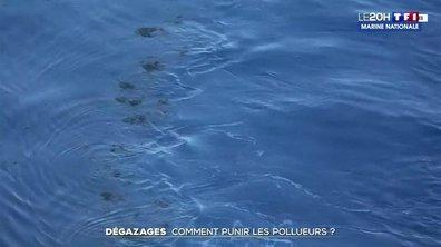 Dégazage au large des côtes Corses : comment retrouver les navires pollueurs