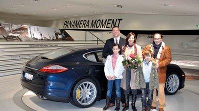 Musée Porsche de Stuttgart : le 500.000ème visiteur a franchi les portes